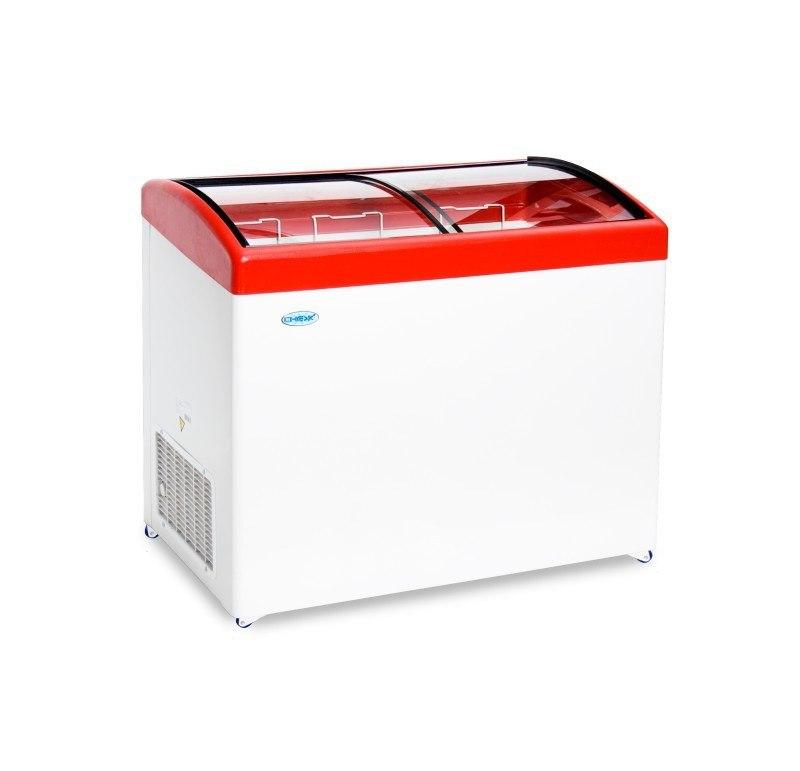 Морозильный ларь «Снеж» МЛГ 350