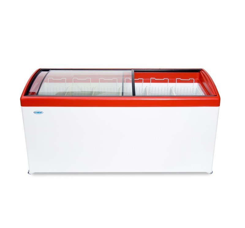 Морозильный ларь «Снеж» МЛГ 600