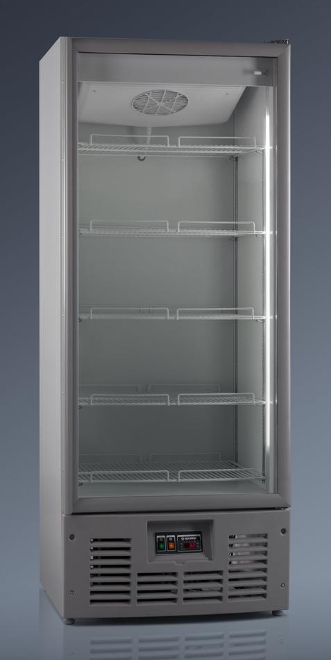 Холодильный шкаф R700MS(стеклянная дверь)