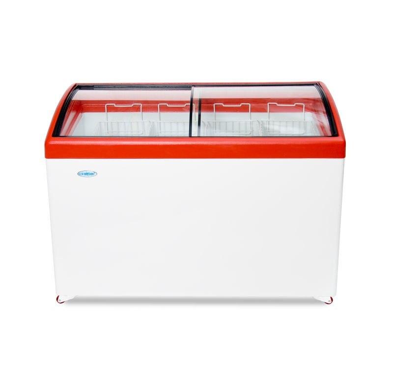 Морозильный ларь «Снеж» МЛГ 400