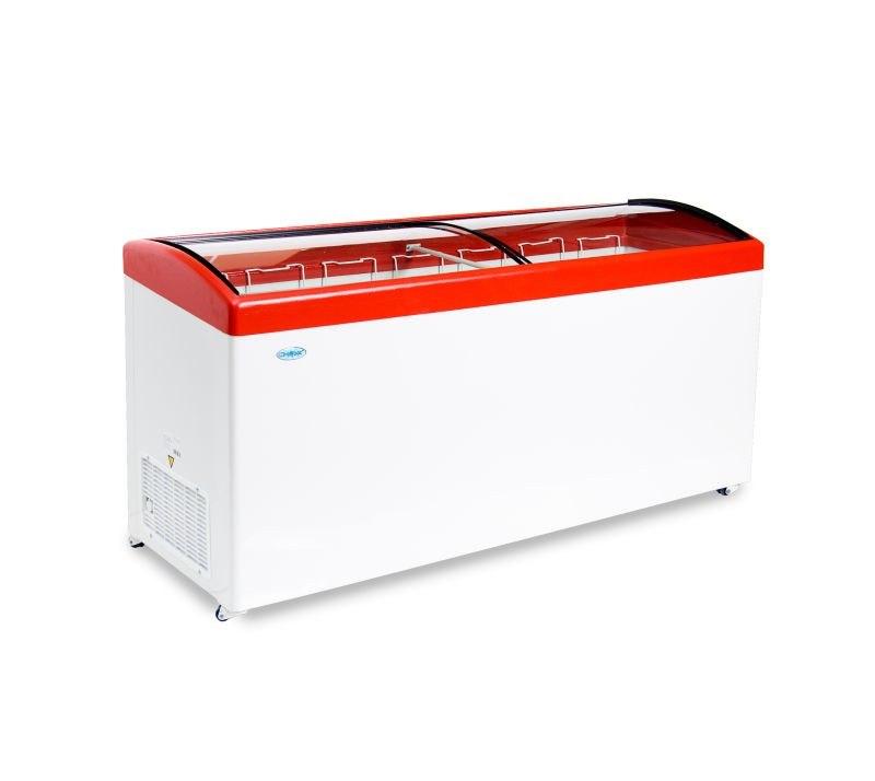 Морозильный ларь «Снеж» МЛГ 700