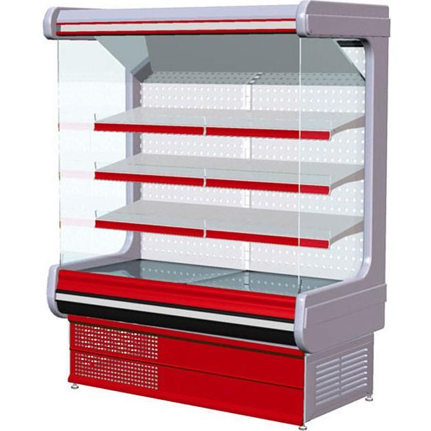 Холодильная горка Виолета  ВС15-130 Ф